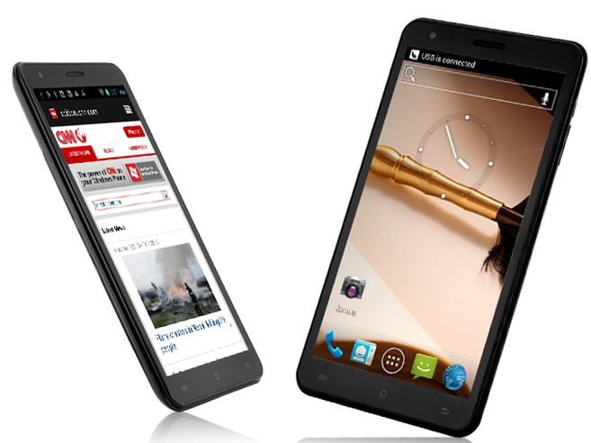 "Android 4.0 3G Smartphone ""Squire"""