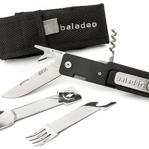 All-in-One Outdoor Cutlery Tool