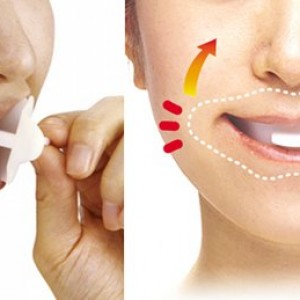 Face Upper anti-aging mouthpiece