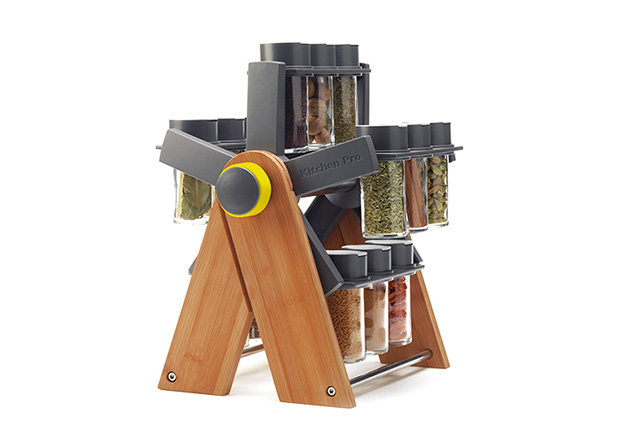 The Ferris Wheel Spice Rack