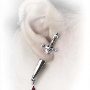 Cesare's Veto Earring