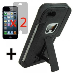 Stand Bottle Opener Case for iPhone 5
