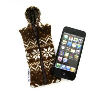 iPhone 5 Case / iPhone 5 Fabric Case