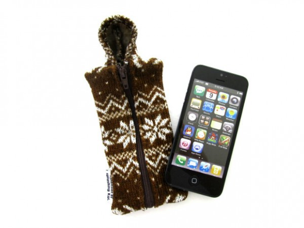 iPhone 5 Case / iPhone 5 Fabric Case