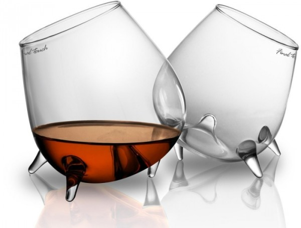 Final Touch Relax Cognac Glass