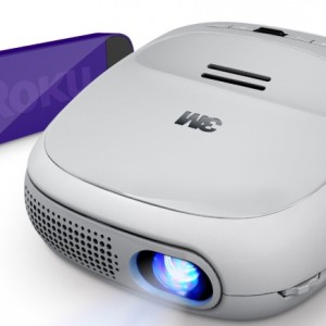 3M Streaming Projector Powered