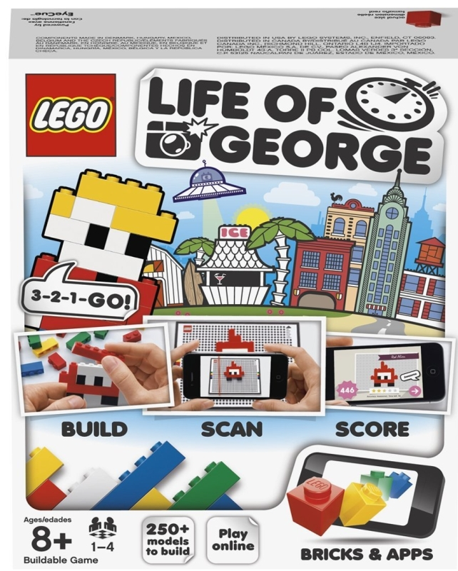 LEGO Life of George II