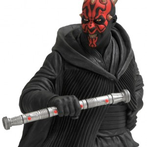 Diamond Select Star Wars: Darth Maul Bust Bank