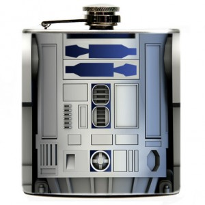 R2-D2 6oz Hip Flask