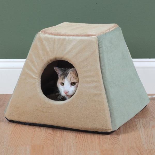 The Best Heated Cat Bed