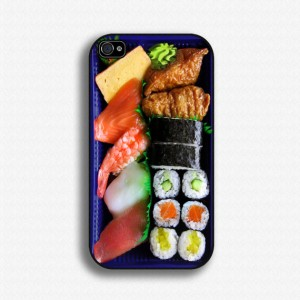 Sushi Bento Box - iPhone 4 Case, iPhone 4s Case, iPhone 4 Hard Case, iPhone Caseand iPhone 5