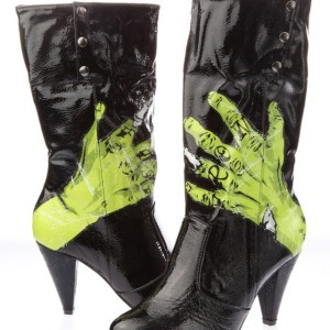 IRON FIST One Hand in the Grave Boots