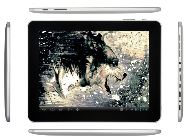 "Android 4.1 Tablet PC ""Fenris"""