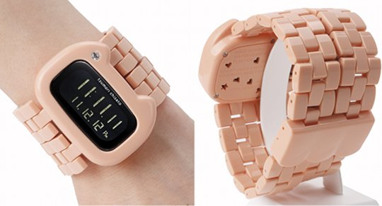 Fashion brand digital watch