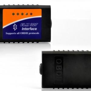 OBDII Car Diagnostic Tool - Bluetooth to Windows