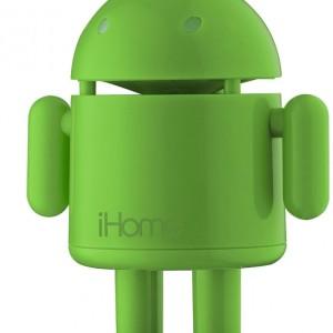 iHome Robo Android Speaker - Green