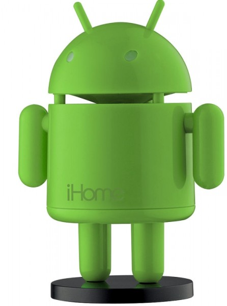 Ihome Robo Android Speaker Green Gadgets Matrix