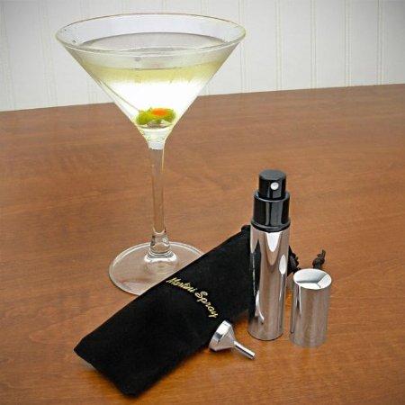 Stainless Steel Martini Vermouth Atomizer Spray Set