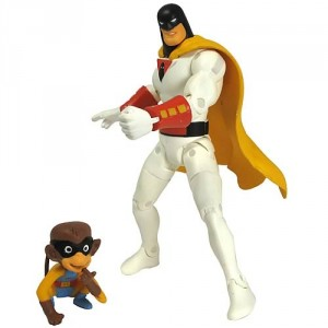 Hanna-Barbera Space Ghost Action Figure