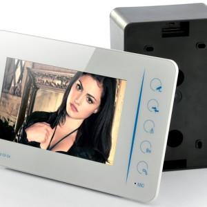 Security Video Door Phone Set