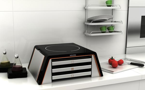 The modular cooking concept