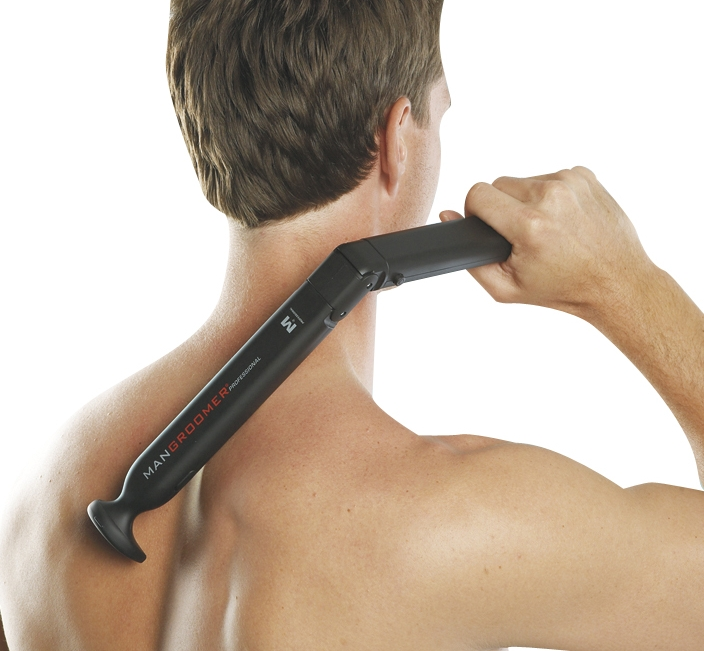 Men's Electric Back Hair Shaver