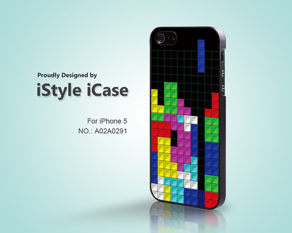 Tetris Iphone 5 case