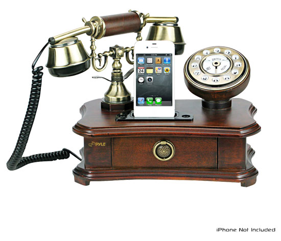 Pyle Revives the Rotary Phone