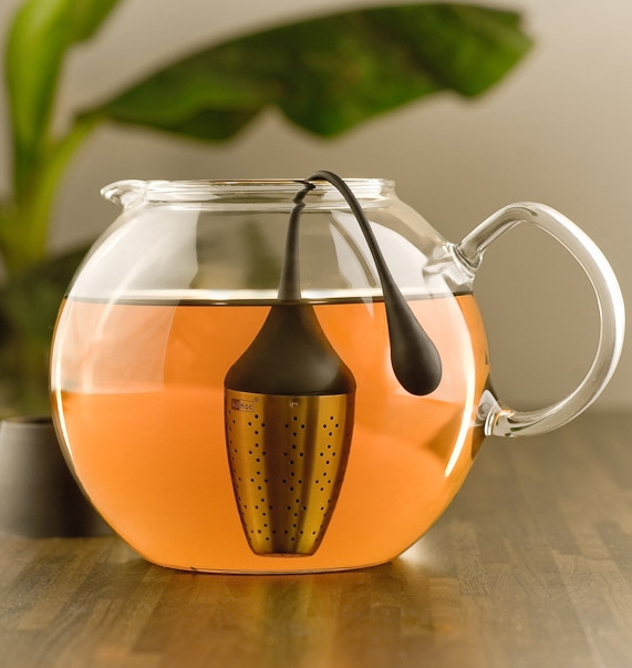 Steel Tea Egg for Teapots – Steeper / Infuser