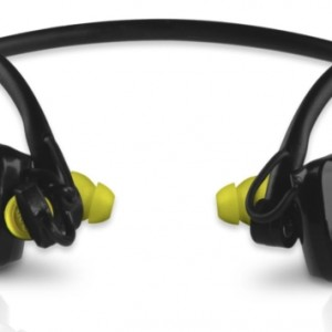 Go Waterproof / Sweatproof / Sports MP3 Player Headphones