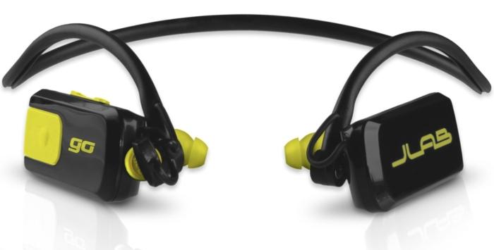 Go Waterproof / Sweatproof / Sports MP3 Player Headphones
