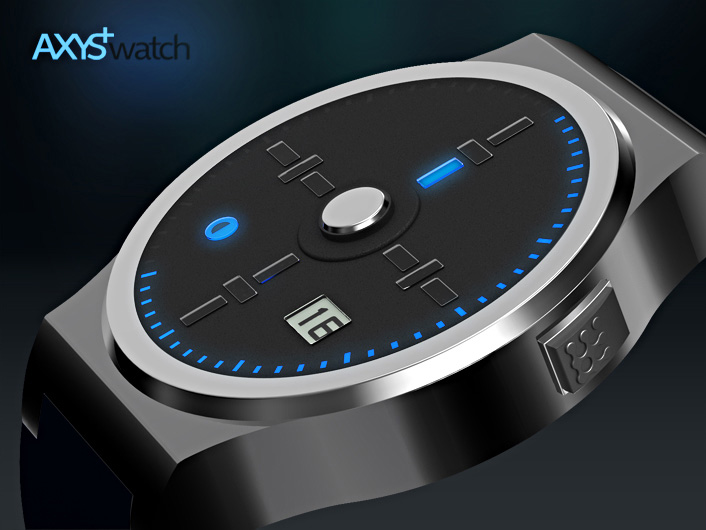 AXYS watch