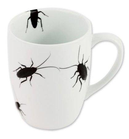 Cockroach Bug Mug