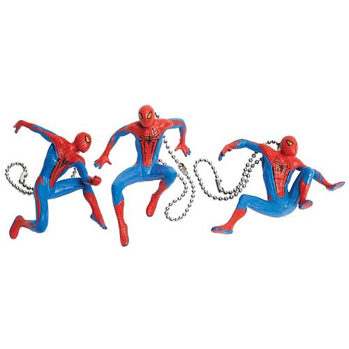 Spider-Man Mini Key Chain Case