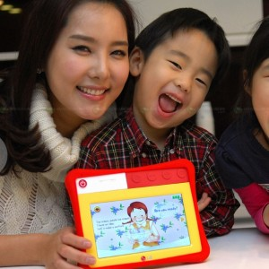 LG announces the Kidspad a new Tablet for Kids