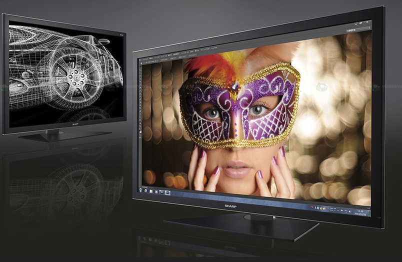 Sharp to Introduce PN-K321 LCD Monitor