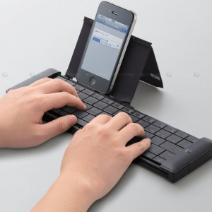 Elecom new universal Bluetooth Keyboard