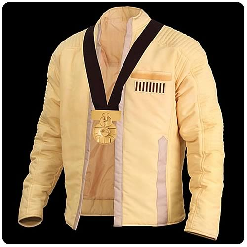 Star Wars Jacket w/ Medal of Yavin