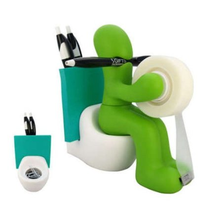 The Butt Station Desk Accessory Holder