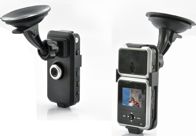 "1080p HD Sports Camera and Car DVR ""Limitless"""