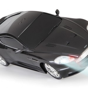 The James Bond Remote Controlled Stunt Car