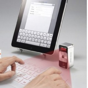 Magic Cube Laser Projection Virtual Bluetooth Keyboard