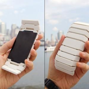 Muscular Mobile Phone