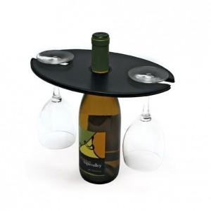 London Water/Wine Amenity Holder
