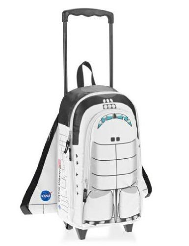 Pilot Rolling Backpack