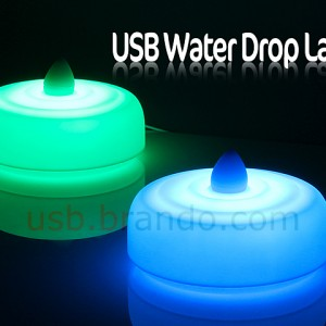 USB Water Drop Lamp