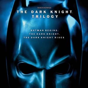The Dark Knight Trilogy (Batman Begins / The Dark Knight / The Dark Knight Rises) [Blu-ray] (2012)