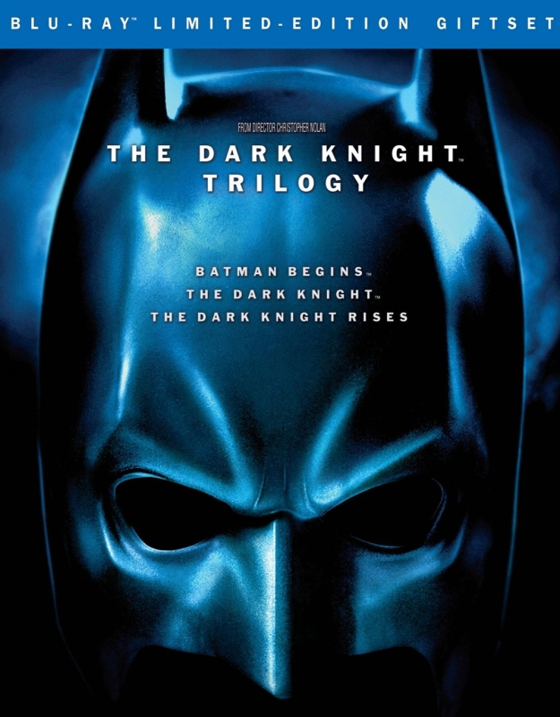 The Dark Knight Trilogy[Blu-ray] (2012)