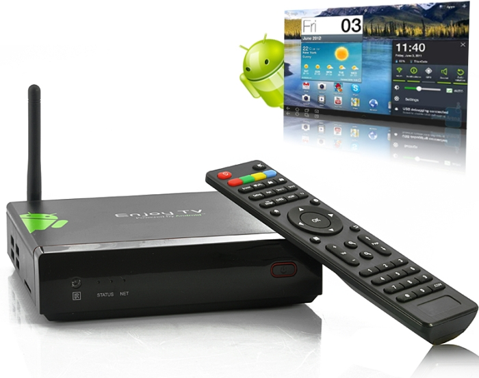 Dual Core Android 4.1 TV Box