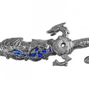 Fantasy Dragon Dagger Blade Knife Sword